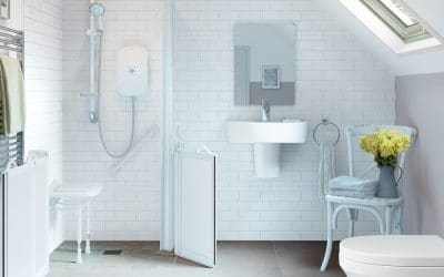 What is the difference between a wet room and a walk-in shower (level access shower)?