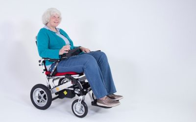 How Are eFoldi Chairs Making Life Easy for Elderly