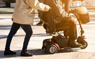 Why Mobility Scooter Is the Best Gift for Your Grand Parents